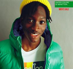 United Colors of Benetton catalogue ( 1 day ago )
