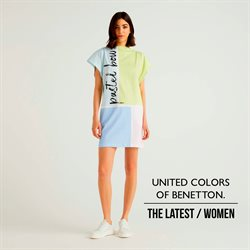 United Colors of Benetton specials in the United Colors of Benetton catalogue ( More than one month)