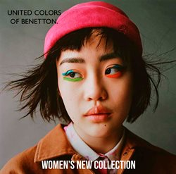 United Colors of Benetton specials in the United Colors of Benetton catalogue ( 15 days left)