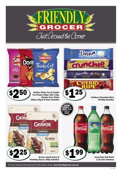 Friendly Grocer catalogue ( Expires today )