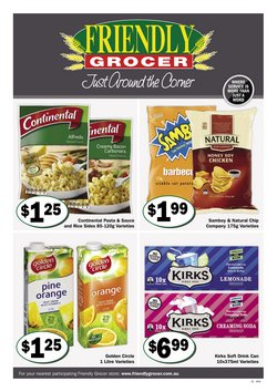 Friendly Grocer catalogue ( Expired )