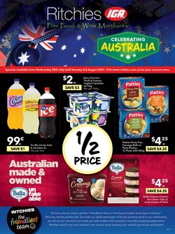 Ritchies specials in the Ritchies catalogue ( 4 days left)