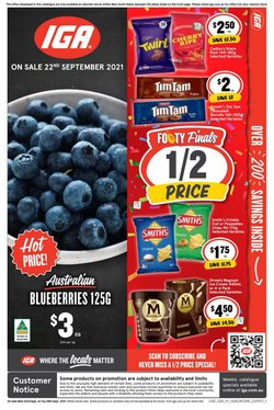 Supermarkets specials in the Ritchies catalogue ( 1 day ago)
