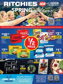 Ritchies specials in the Ritchies catalogue ( 1 day ago)