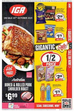 Ritchies specials in the Ritchies catalogue ( Published today)