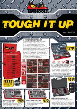 Offers from Teng Tools in the Perth WA catalogue