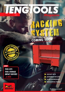 DIY & Garden offers in the Teng Tools catalogue in Port Augusta SA ( More than one month )