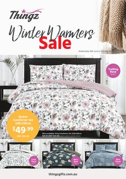 Department Stores specials in the Thingz catalogue ( 13 days left)