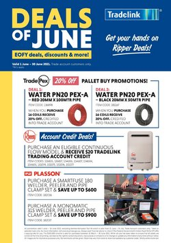 Homeware & Furniture specials in the Tradelink catalogue ( 9 days left)