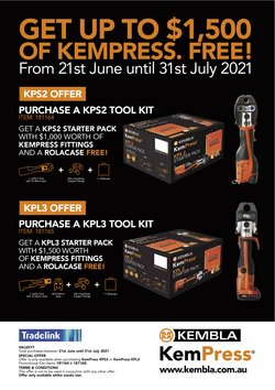 Tradelink specials in the Tradelink catalogue ( 6 days left)