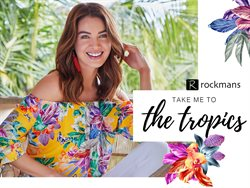 Yeppoon Central Shopping Centre offers in the Rockmans catalogue in Yeppoon QLD