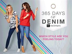 Clothing, Shoes & Accessories offers in the Rockmans catalogue in Bowral NSW