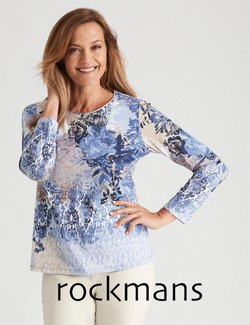 Clothing, Shoes & Accessories specials in the Rockmans catalogue ( More than one month)