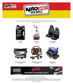 Autopro specials in the Autopro catalogue ( Expired)