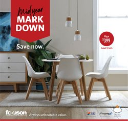 Focus On Furniture specials in the Focus On Furniture catalogue ( 6 days left)