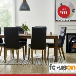 Focus On Furniture specials in the Focus On Furniture catalogue ( 9 days left)