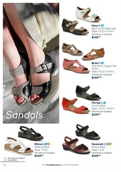 Clothing, Shoes & Accessories offers in the Homyped catalogue ( 25 days left )
