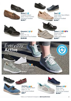 Clothing, Shoes & Accessories offers in the Homyped catalogue ( More than one month )