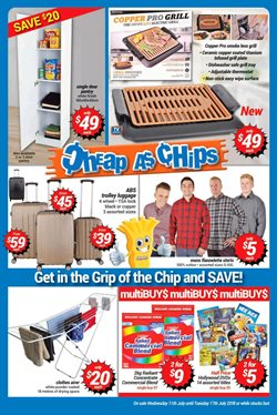Department Stores offers in the Cheap as Chips catalogue in Swan Hill VIC