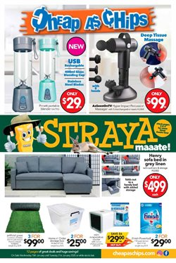 Offers from Cheap as Chips in the Beverley WA catalogue