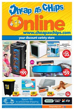Cheap as Chips catalogue ( 3 days left )
