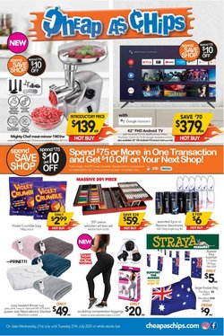Cheap as Chips catalogue ( Expires today)