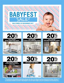 Toys & Babies offers in the Baby Kingdom catalogue in Sydney NSW