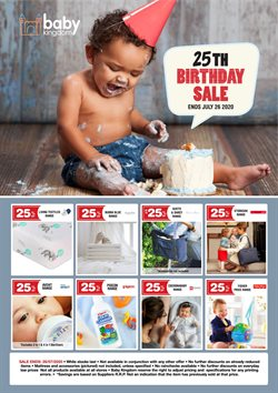 Kids, Toys & Babies offers in the Baby Kingdom catalogue in Sydney NSW ( Published today )
