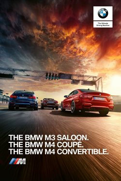 Offers from BMW in the Sydney NSW catalogue