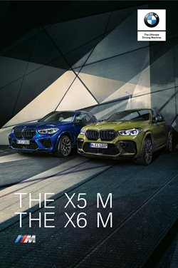 BMW catalogue ( More than one month )