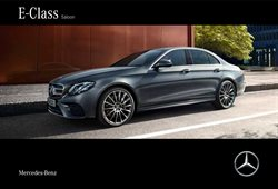 Offers from Mercedes-Benz in the Brisbane QLD catalogue