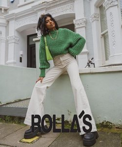 Clothing, Shoes & Accessories specials in the Rolla's catalogue ( Expires tomorrow)