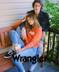 Offers from Wrangler in the Sydney NSW catalogue
