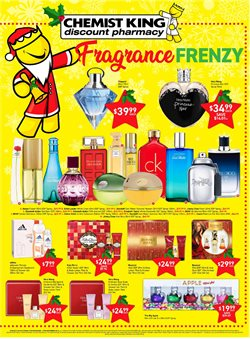Offers from Chemist King in the Sydney NSW catalogue