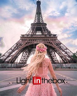 Offers from Light in the Box in the Sydney NSW catalogue