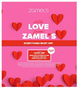 Valentine's Day specials in the Zamel's Jewellery catalogue ( 1 day ago)