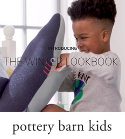 Pottery Barn Kids specials in the Pottery Barn Kids catalogue ( 3 days left)