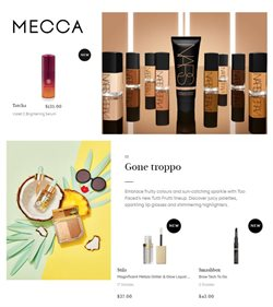 Offers from Mecca in the Sydney NSW catalogue