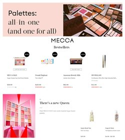 Offers from Mecca in the Perth WA catalogue