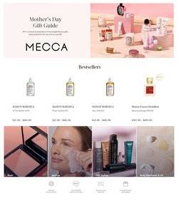 Mecca specials in the Mecca catalogue ( Expired)