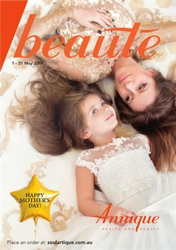Pharmacy, Beauty & Health offers in the Annique catalogue in Sydney NSW