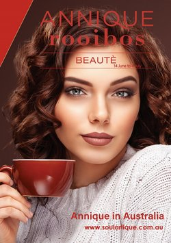Pharmacy, Beauty & Health specials in the Annique catalogue ( 13 days left)