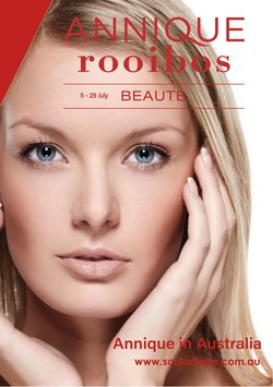 Pharmacy, Beauty & Health specials in the Annique catalogue ( 4 days left)