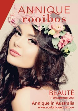 Pharmacy, Beauty & Health specials in the Annique catalogue ( 11 days left)