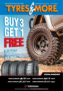 Tyres & More catalogue ( Expired )