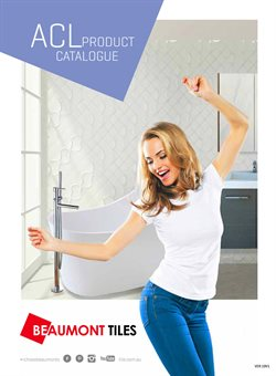 Offers from Beaumont Tiles in the Melbourne VIC catalogue