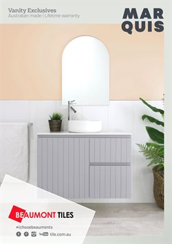 DIY & Garden offers in the Beaumont Tiles catalogue in Whyalla SA