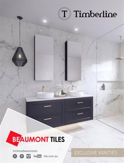 DIY & Garden offers in the Beaumont Tiles catalogue in Port Pirie SA ( More than one month )