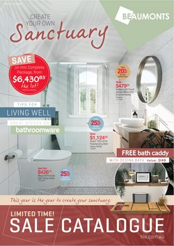 Beaumont Tiles catalogue ( More than one month)