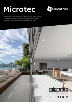 Beaumont Tiles specials in the Beaumont Tiles catalogue ( More than one month)